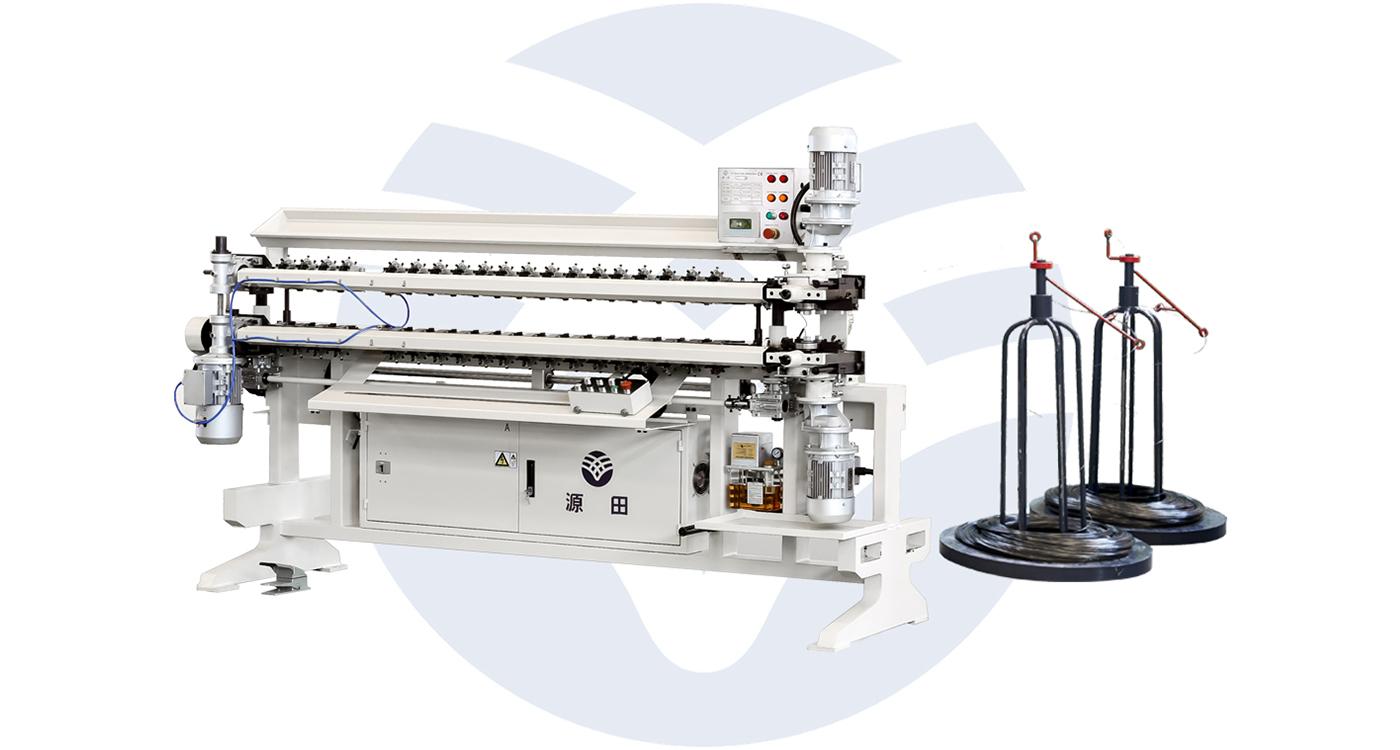 Bonnell Spring Assembling Machine