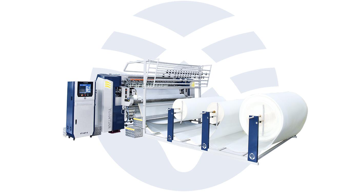 Multi-needle Quilting Machine