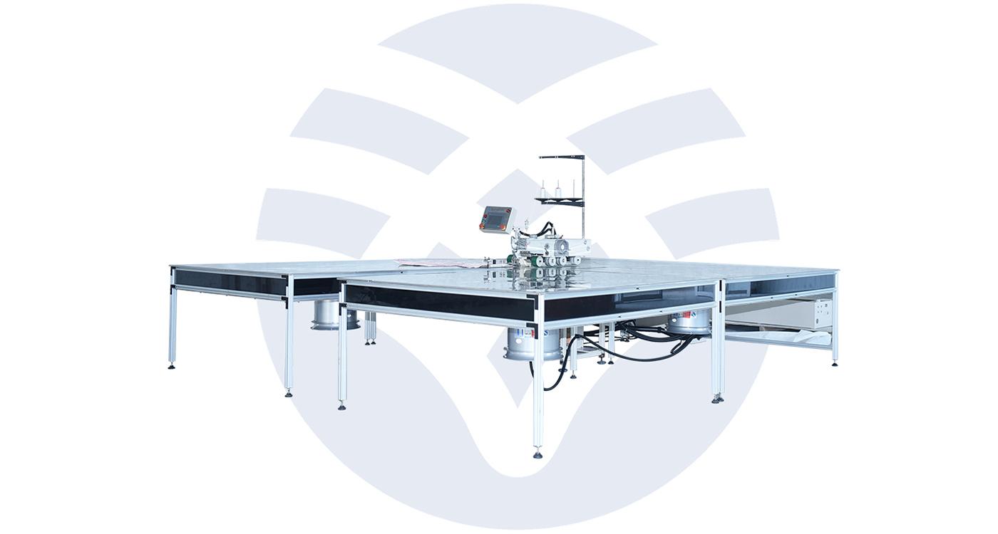 Automatic Zipper Sewing Machine