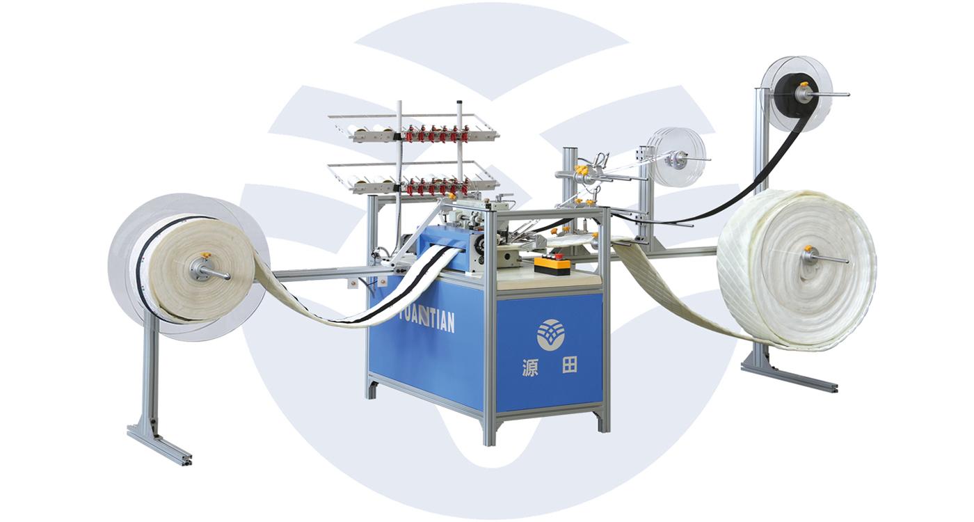Mattress Decorative Border Machine