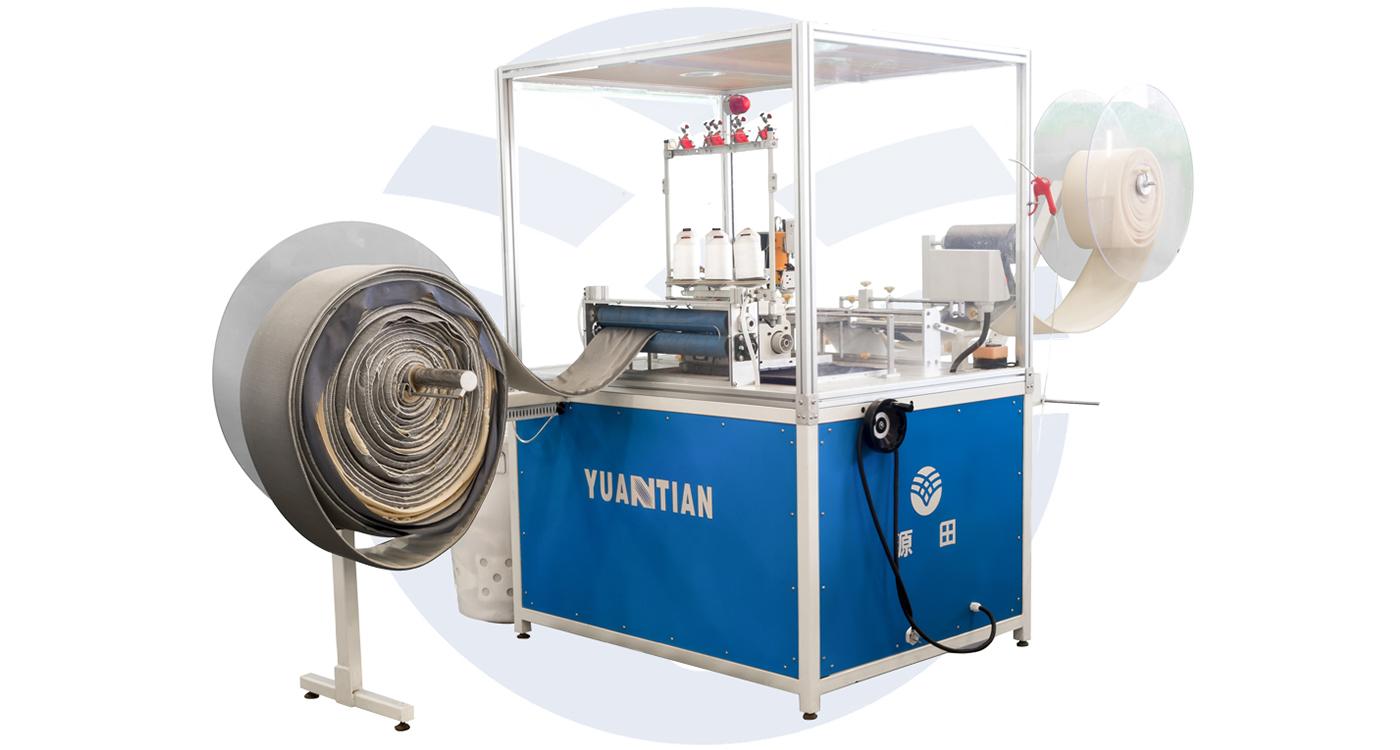 Semi-automatic Vertical Stitch Machine