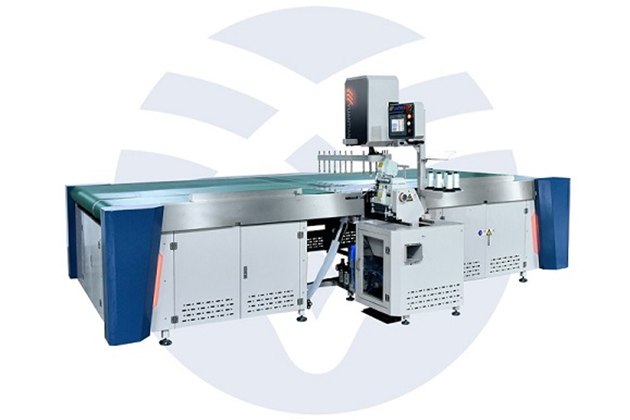 New Appearance Update of Yuantian Automatic Selvedge Machine YT-SB-9