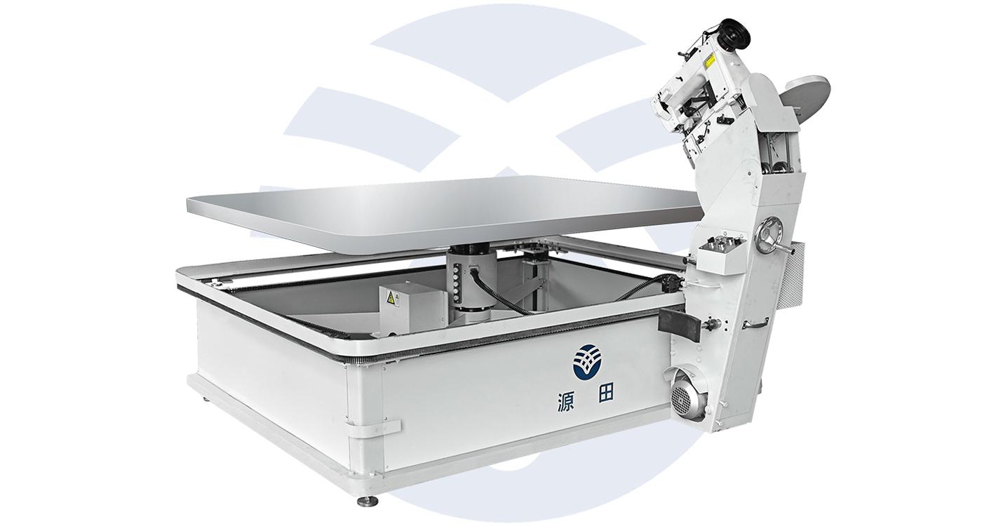 Semi-automatic Tape Edge Machine