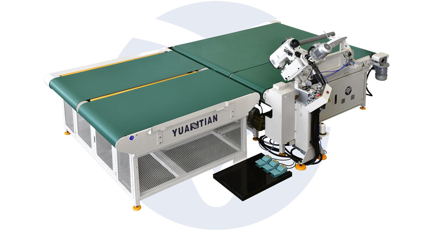 Semi-automatic Mattress Tape Edge Machine