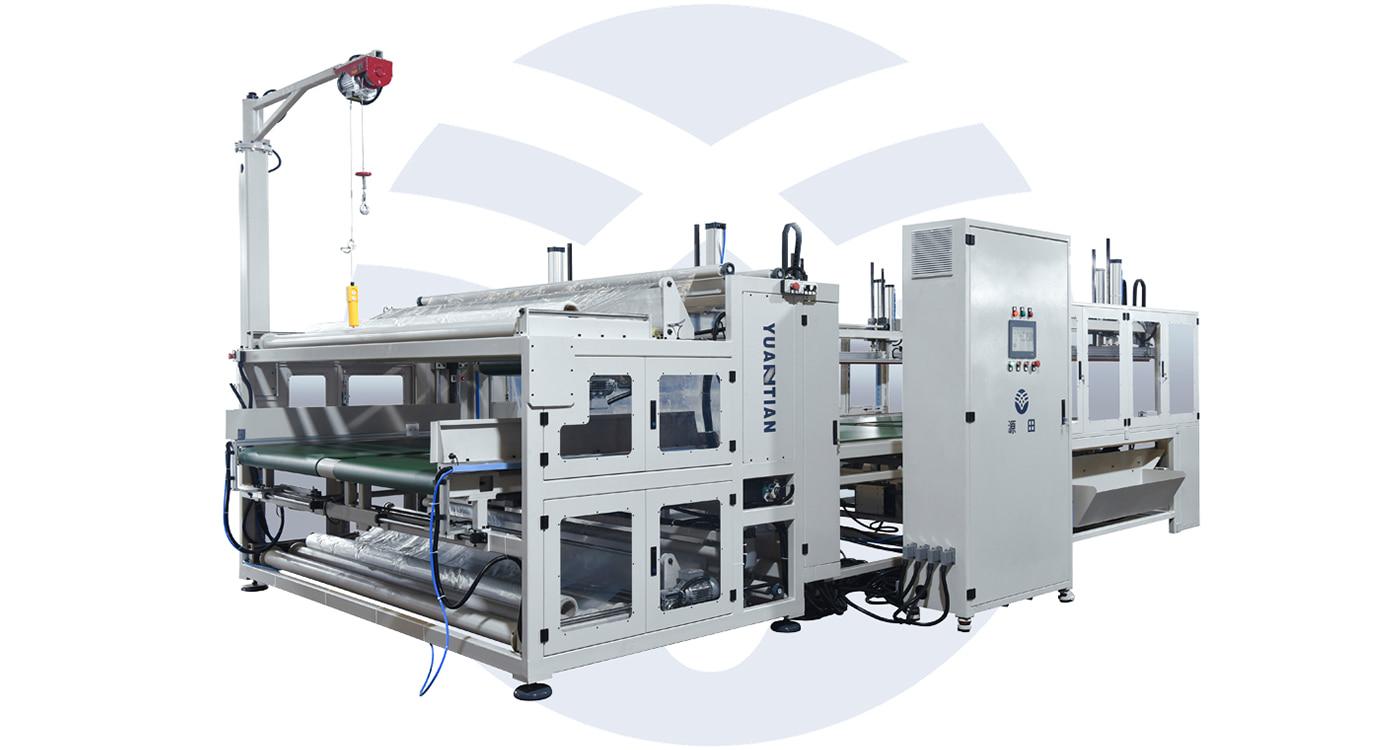 Automatic Mattress Packaging Machine