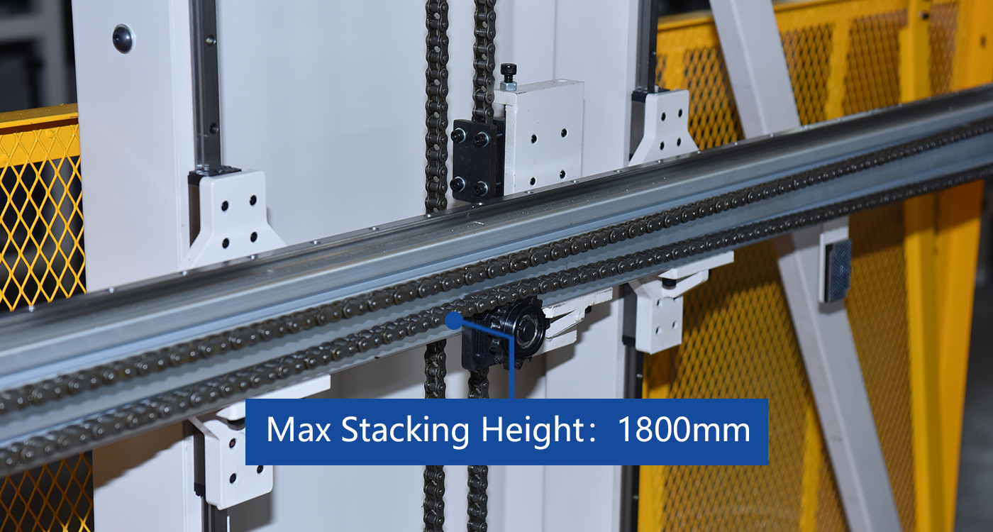 Max Stacking Height