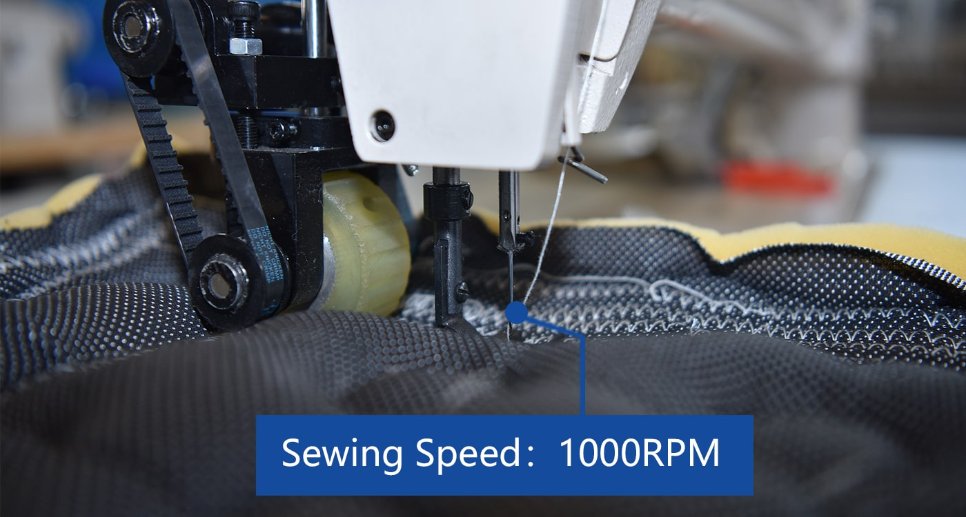 Sewing Speed