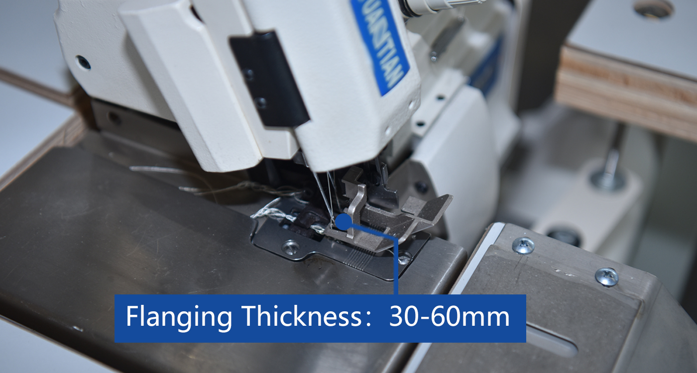 Flanging Thickness