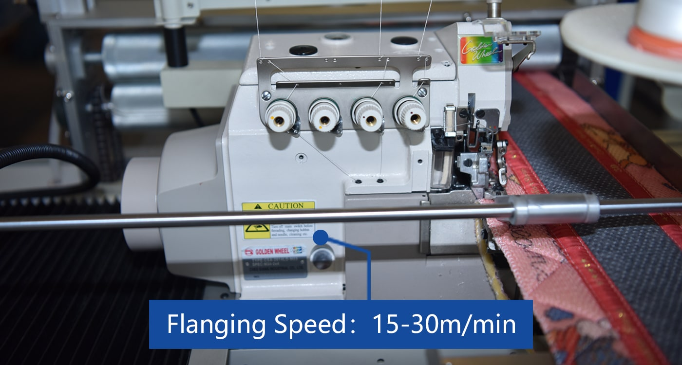 Flanging Speed