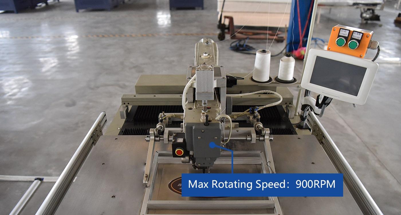 Max Rotating Speed