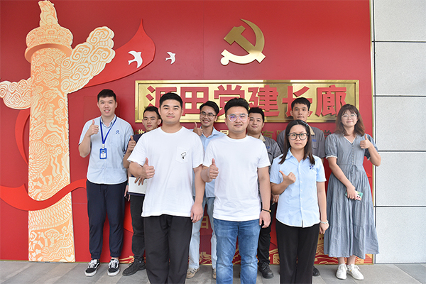 Yuantian League Branch Activity Day