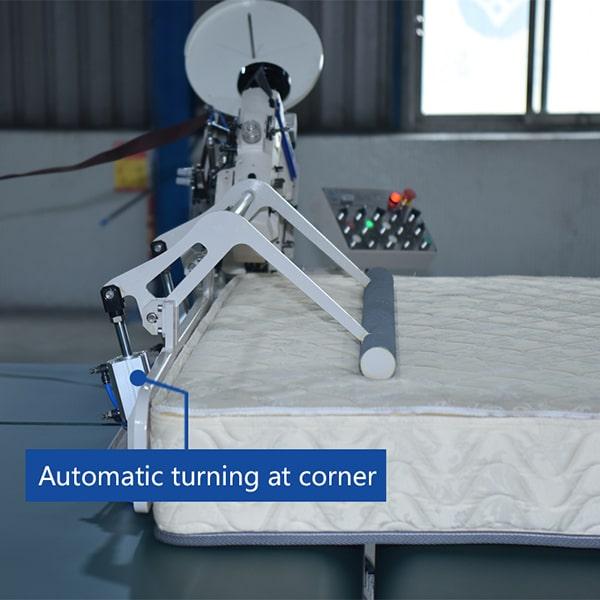 Automatic Turning at Corner