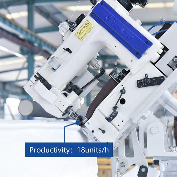 YT-WB-4A Productivity