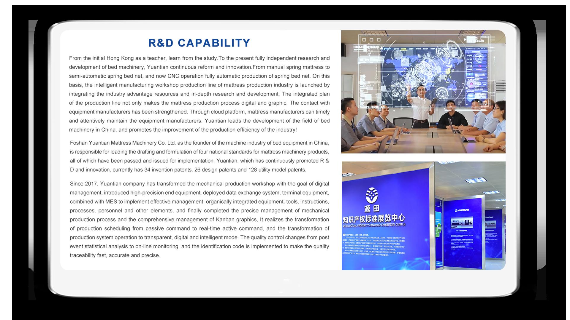 R&D Capability
